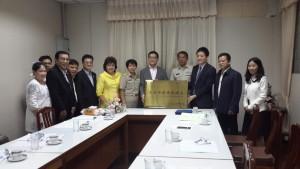 โรงเรียนสารวิทยาเป็นโรงเรียนแห่งแรกที่ได้รับการอนุมัติจาก HANBAN ประเทศสาธารณรัฐประชาชนจีน