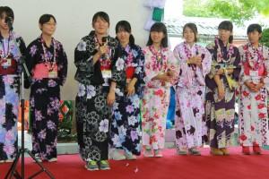 ต้อนรับนักเรียนแลกเปลี่ยนวัฒนธรรมประเทศญี่ปุ่น