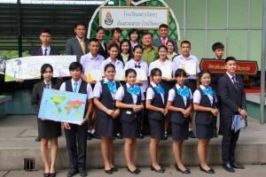 มูลนิธิ ดร.สุข ภุคยาภรณ์ มอบรางวัลเยาวชนคนดีแก่นักเรียนและครูโรงเรียนสารวิทยา