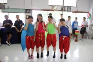 ต้อนรับนักเรียนแลกเปลี่ยนจากประเทศญี่ปุ่น