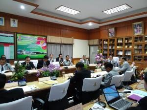 ประชุมคณะกรรมการบริหารสภาผู้ปกครองและครูแห่งประเทศไทย