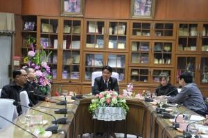 18 มกราคม 2560 ประชุมวิชาการโครงการส่งเสริมการใช้พลังงานทดแทน
