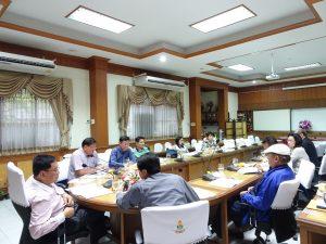 ประชุมคณะกรรมการมูลนิธิสารวิทยา