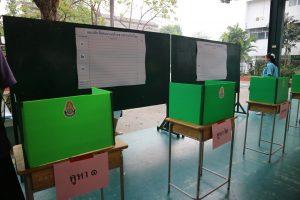 เลือกตั้งประธานสภานักเรียนและประธานคณะสี ประจำปีการศึกษา2561