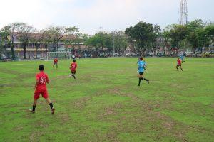 คัดเลือกนักกีฬาฟุตบอลประจำปีการศึกษา2561