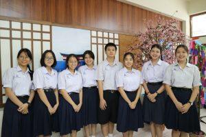 นักเรียนที่ผ่านการสอบคัดเลือก TJYEC 2016