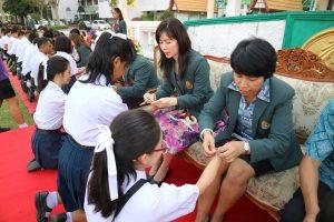ปัจฉิมนิเทศนักเรียนชั้นมัธยมศึกษาปีที่ 6 ปีการศึกษา 2561